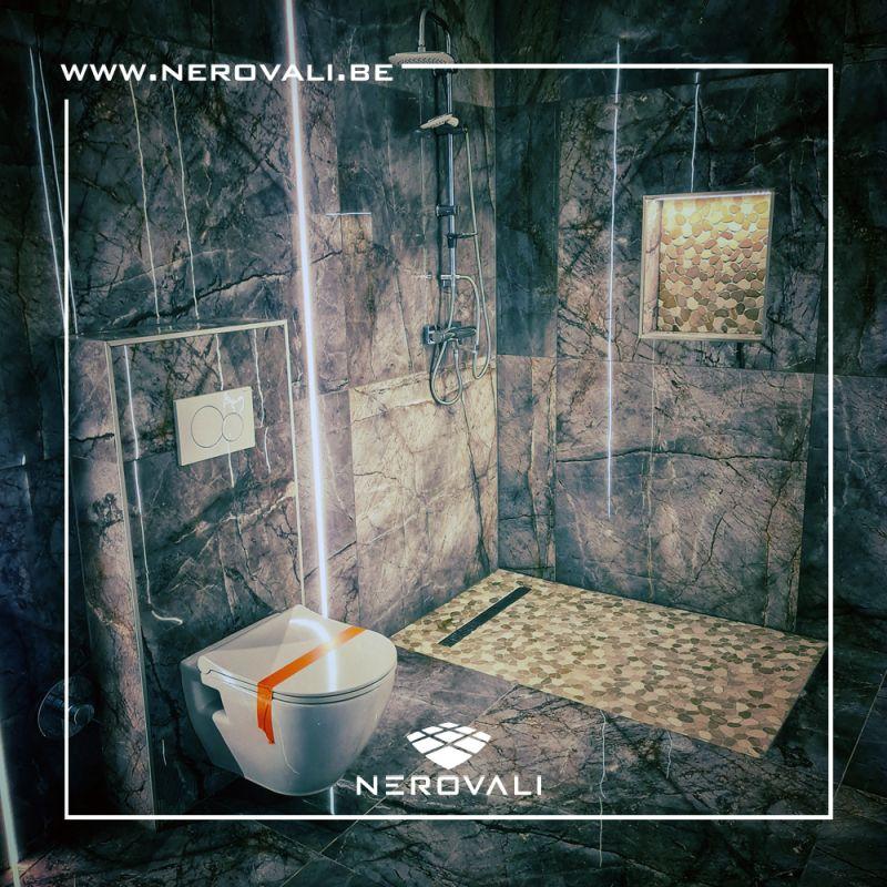 Réalisation de 2 salles de douches